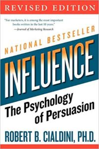 influence the psychology of persuasion review